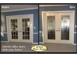 Exterior Office Doors And Classic Front Entry Glass Doors