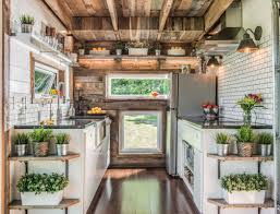 close view of the kitchen alpha tiny home and more information
