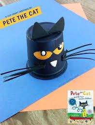 k cup pete the cat book inspired craft popular books cat
