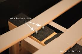 Ikea Bed Slats Queen How To Build A Queen Bed With Twin Trundle Ikea Hack