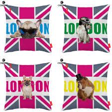Blue Union Jack Cushion Online Get Cheap Union Jack Cushions Aliexpress Com Alibaba Group