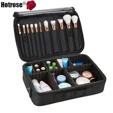 professional makeup artist organizer aliexpress buy hotrose professional makeup brush 3