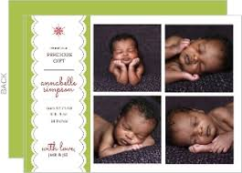 christmas birth announcements u0026 christmas baby announcements