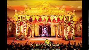 Marriage Decoration Flower Decorations In Pondicherry Birthday Decoration Event