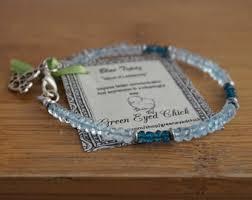blue topaz bracelet images Blue topaz bracelet etsy jpg