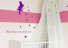 stickers chambre bébé fille fée sticker enfant mural stickers toile bleu stickers etoile chambre