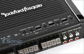rockford fosgate r400 4d 400w 4 chan class d prime amplifier