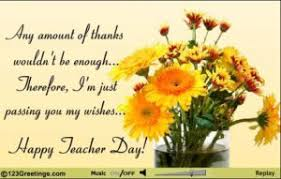 happy teachers day quotes wishes messages 2017