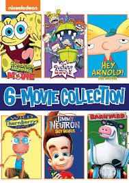 amazon com nickelodeon animated movies collection jamil walker