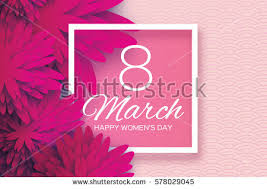 s day greeting cards free vector women s day greeting card free vector