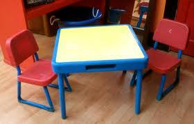 Fisher Price Kids Table Chairs The Good Old Days 80s 90s