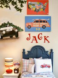 Travel Decor Chic On A Shoestring Decorating Bigger Boy Room Reveal Yellow Gray