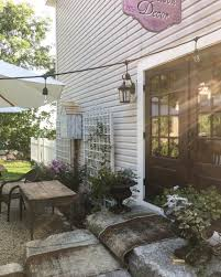 Home Courtyard by Maison Decor A French Style Courtyard Comes To Life