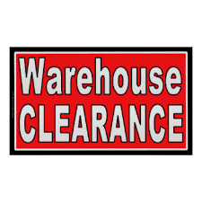 clearance sale posters zazzle
