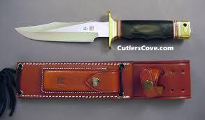 al mar kitchen knives al mar sog with black micarta handles and marked seki japan