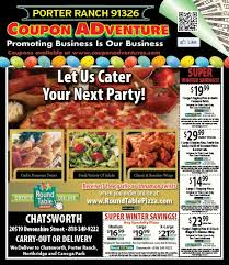 Round Table Pizza Coupons Codes Roundtable Coupons Tracy Ca Coupons For Stay Free Maxi Pads