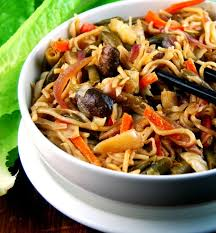 hakka cuisine recipes veg hakka noodles an indo food stalwart holy cow