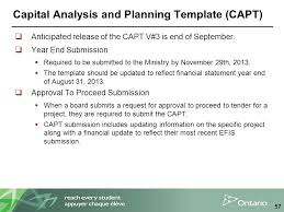 financial statements training information session for