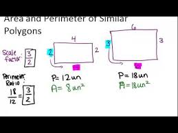 area and perimeter of similar polygons ck 12 foundation