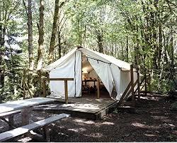 tent platform dosewallips state park washington state parks and recreation
