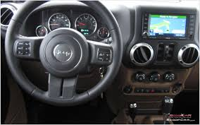 jeep wrangler custom dashboard 2013 jeep wrangler unlimited news reviews msrp ratings with