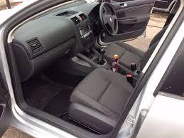 2006 volkswagen golf 1 6 s fsi 5 door hatchback manual petrol f