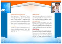 one page brochure template word templates brochure sailboat outline care manager