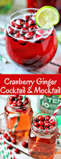 holiday cocktails png cranberry ginger cocktail u0026 mocktail domestic superhero