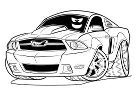 free coloring pages of mustang cars free printable mustang coloring pages for kids mustang free