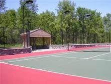 Backyard Tennis Court Cost Tennis Court How To Create Your Backyard Play Court The