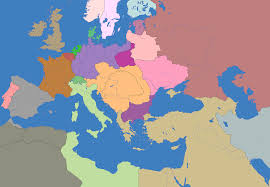 Europe Map Ww1 by German Plans In The Event If A Ww1 Victory Alternate History