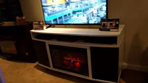 classicflame 26mm9856 nt01 enterprise lite fireplace tv stand