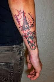 Pulsar Map Tattoo El Inmigrante Tattoo U0026 Illustration U2014 U201ccomposition Viii U201d By