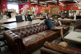 Restoration Hardware Kensington Leather Sofa Chesterfield Sofa Restoration Hardware Centerfieldbar Com
