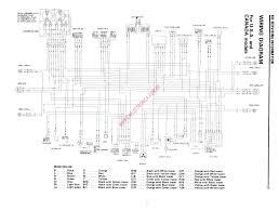 yamaha yfz 450 wiring diagram blonton com