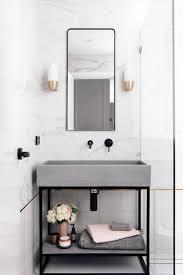nood co u0027s trough sink vanity set and u0027zia u0027 mirror along with the