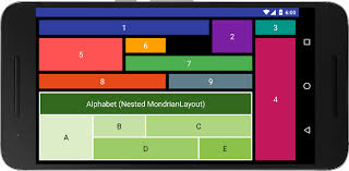 grid layout for android github worldline spain mondrian layout an android layout to
