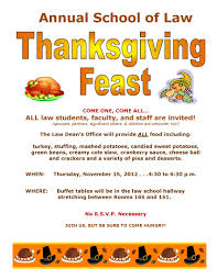 annual school of thanksgiving feast akron announcements