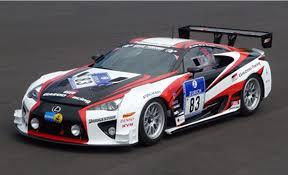 lexus lfa racing toyota to field gt 86 and lexus lfa at 24 hours of nürburgring