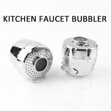 Kitchen Faucet Aerator 2017 1pc Kitchen Faucet Aerator Water Saving Device Two Water Mode