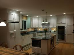 Kitchen Under Cabinet Light Great Frosted Glass Doors With Three Drawers Low Bookcase As