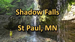 Minnesota waterfalls images Shadow waterfalls park st paul minnesota jpg