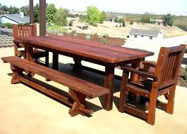 wood patio table plans diy patio furniture plans englishgentleman me