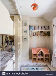 Kids Striped Rugs by Osborn And Little Striped Wallpaper In Kids Bedroom With Bunk Beds