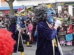 fasching is a a big celebration in germany