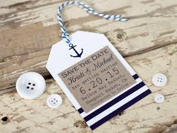 nautical save the date nautical save the date tag seaside wedding rustic wedding