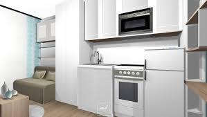 amenagement cuisine studio cuisine de studio free agrable amenagement cuisine d optimiser un