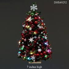 miniature lighted tree lights decoration