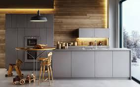 3d archviz modern small kitchen by ivan parra ivan parra small kitchen front view by ivan parra