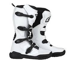 mens dirt bike boots o u0027neal white black element mens dirt bike boots 2017 atv mx bmx